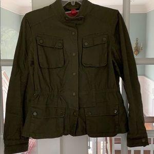 Girls utility jacket